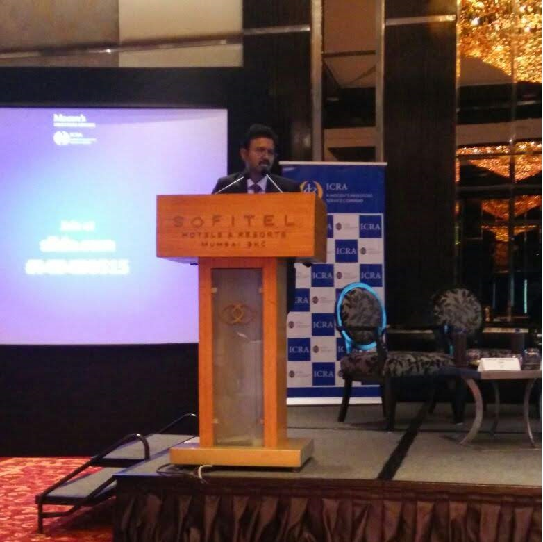 ICRA spokesperson Mr. Karthik Srinivasan shared his views on the role of new-age NBFCs in market development at the inaugural Moody's and ICRA India Securitization Conference in Mumbai.