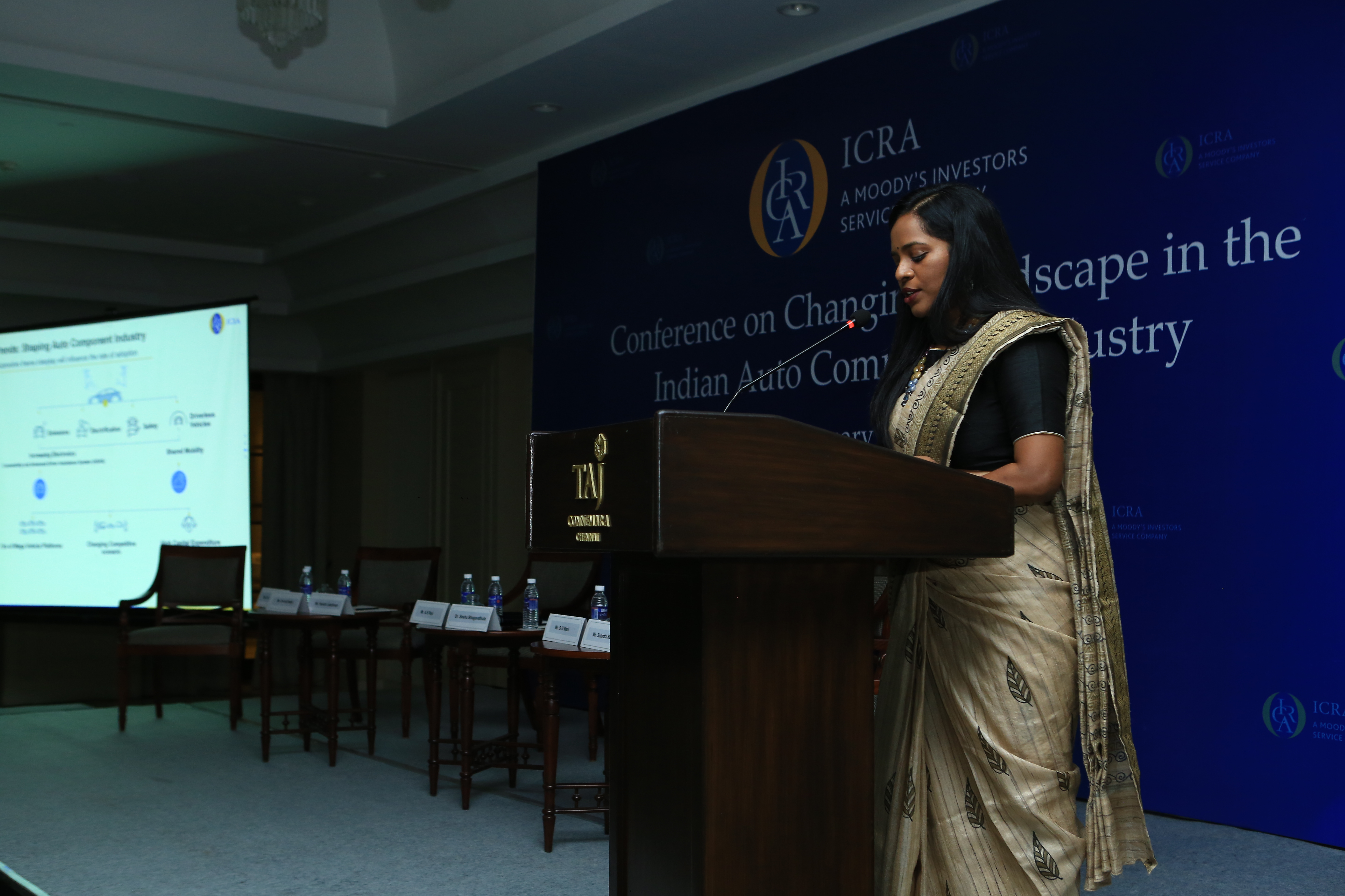 Mr. Pavethra Ponniah, Vice President & Sector Head - Corporate Ratings, ICRA shares her views on 'Changing Landscape in the Indian Auto Component Industry'