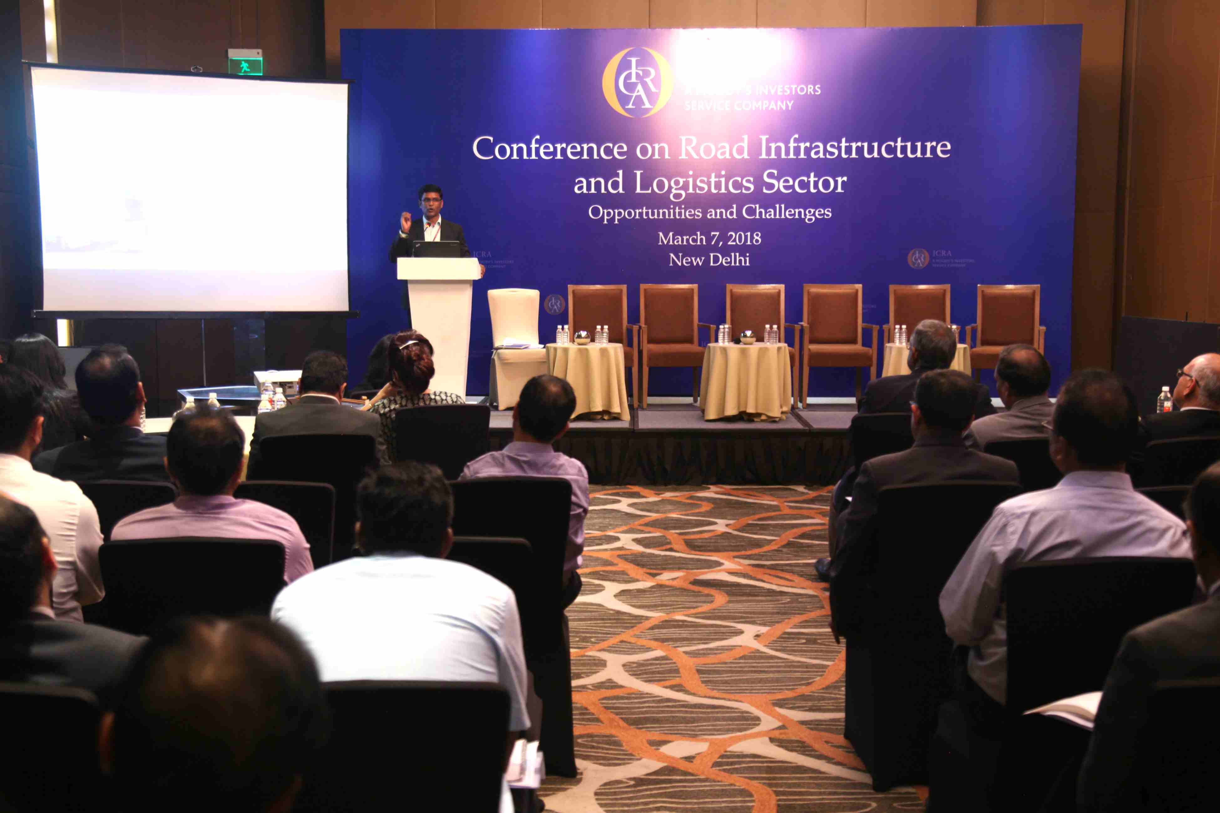 Power packed audience at the keynote address by Mr. Keshav Chandra,  Joint Secretary (Logistics), Department of Commerce, Ministry of Commerce and Industry, Government of India